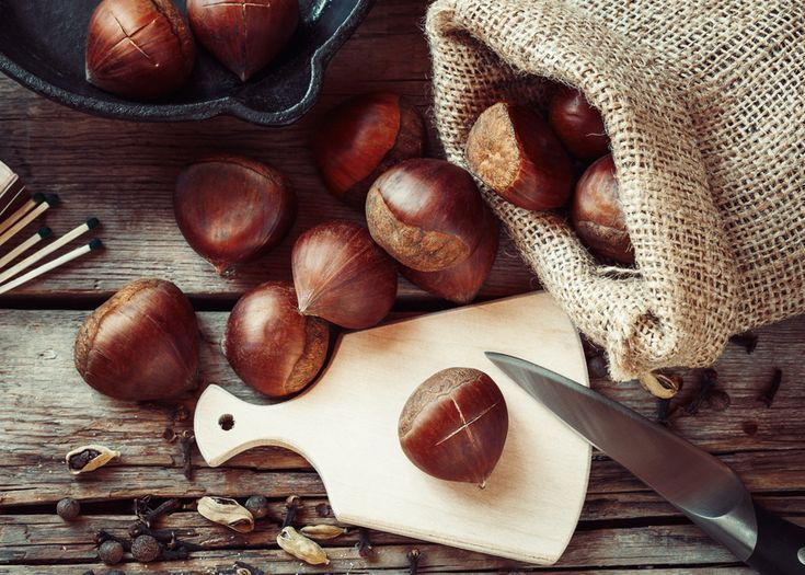 Scuola di cucina: come cuocere le castagne