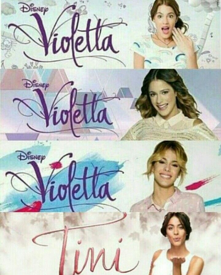 All the things of violetta