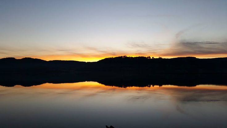 Glaziers Bay, #Tasmania spectacular #sunset. - Australia.com Tasmania Discover Tasmania