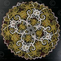 Borneo beadwork