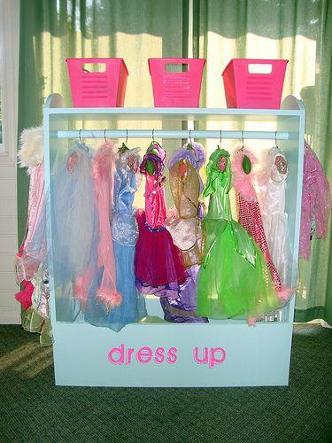 Dress Up Center