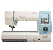 Janome - Horizon Memory Craft 8900QCP Special Edition *sigh* One Day
