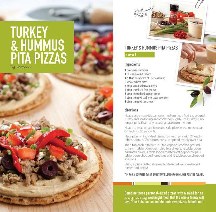 Zoe S Kitchen Hummus Ingredients