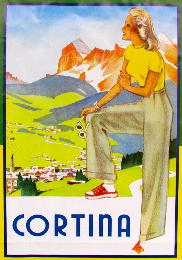 Vintage Italian Travel Posters