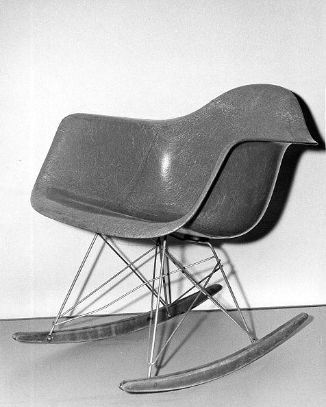 schaukelstuhl von charles eames 1960 - Fantastisch Tolles Dekoration Charles Eames Schaukelstuhl