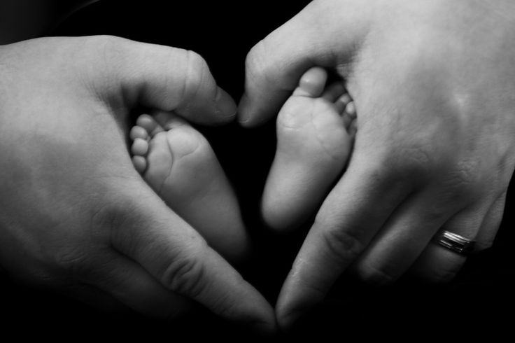 Image result for baby feet and heart around them