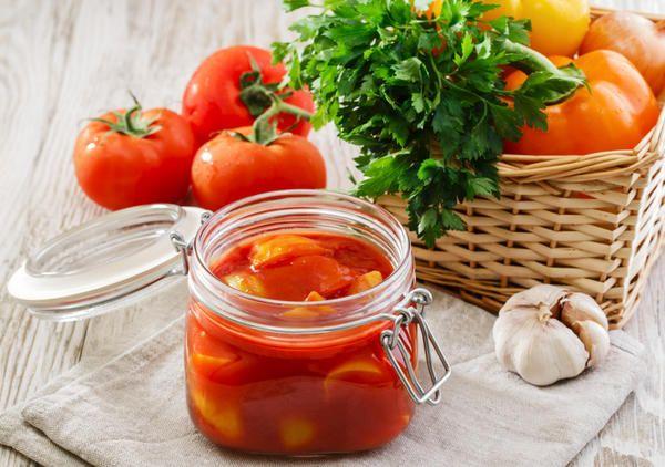 Раз и готово: лечо, кетчуп и заправка для супа. Домашнее лечо прекрасно как самостоятельное блюдо