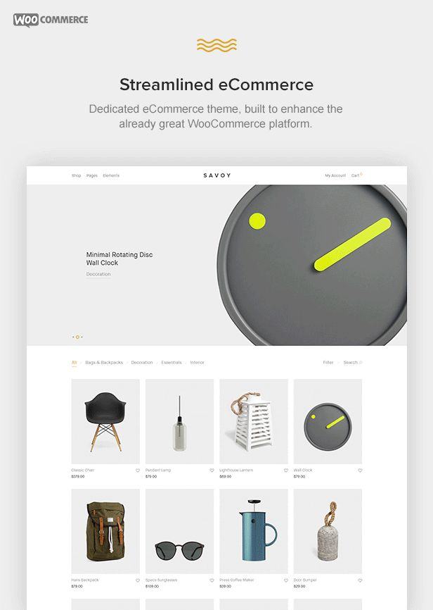 Start your #online business with top notch mobile friendly #Wordpress Theme & #woocommerce