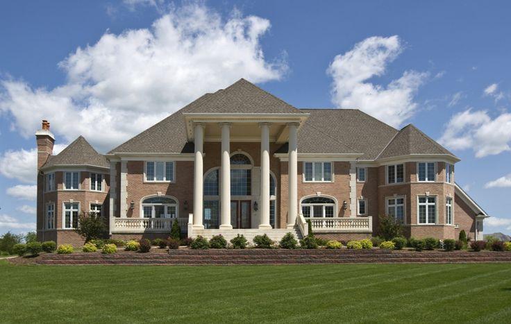 M s de 1000 ideas sobre mansiones de lujo en pinterest - Mansiones de ensueno ...