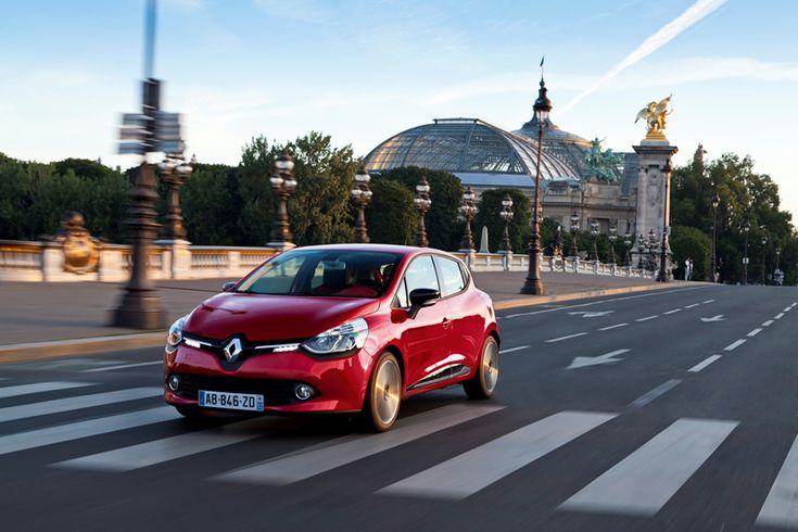 Les distinctions pleuvent sur la nouvelle Renault Clio 4