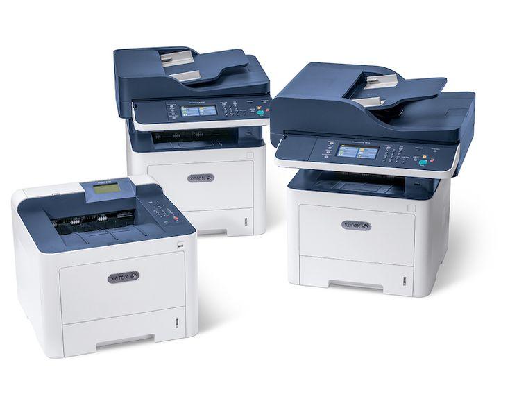 Xerox presenta nuevas impresoras con conexión Wi-Fi y NFC