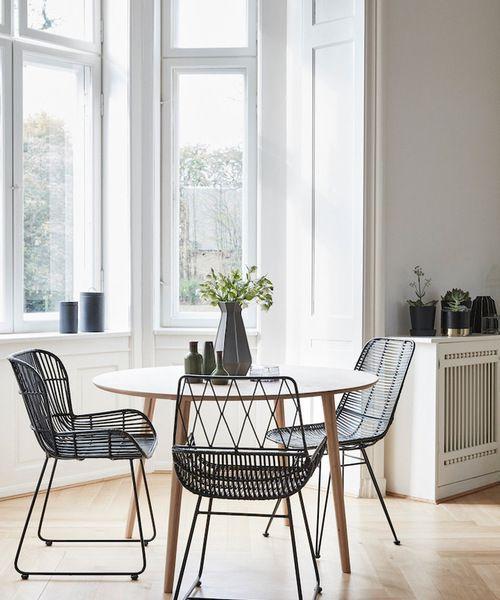 39 besten Rattan Stühle - Wicker Chairs Bilder auf Pinterest - interieur design moderner wohnung urbanen stil
