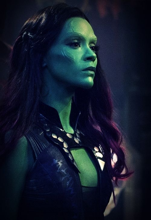 Gamora - Guardians of the Galaxy (2014)