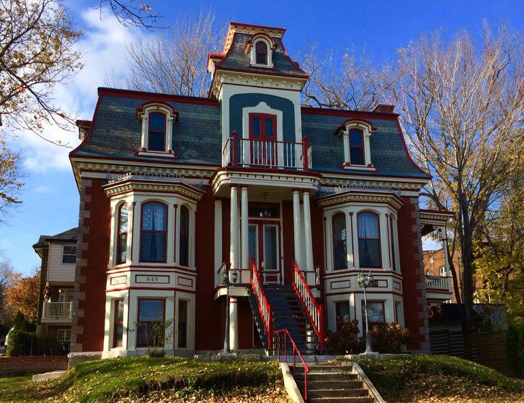 Isabella Nicol House 1869