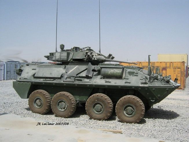 LAV (Light Armored Vehicle)