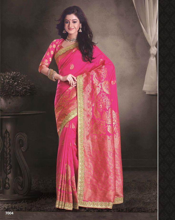 Mejores 589 imágenes de party wear sarees en Pinterest   Vestido ...