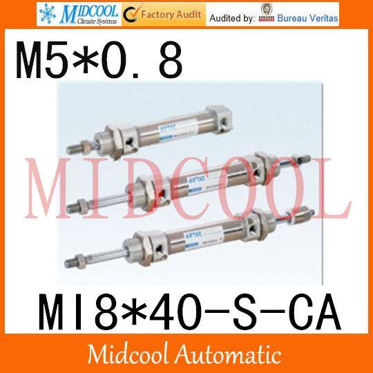 $17.98 (Buy here: https://alitems.com/g/1e8d114494ebda23ff8b16525dc3e8/?i=5&ulp=https%3A%2F%2Fwww.aliexpress.com%2Fitem%2FMI-Series-ISO6432-Stainless-Steel-Mini-Cylinder-MI8-40-bore-8mm-port-M5-0-8%2F32544614645.html ) MI Series ISO6432 Stainless Steel Mini Cylinder  MI8*40-S-CA bore 8mm port M5*0.8 for just $17.98
