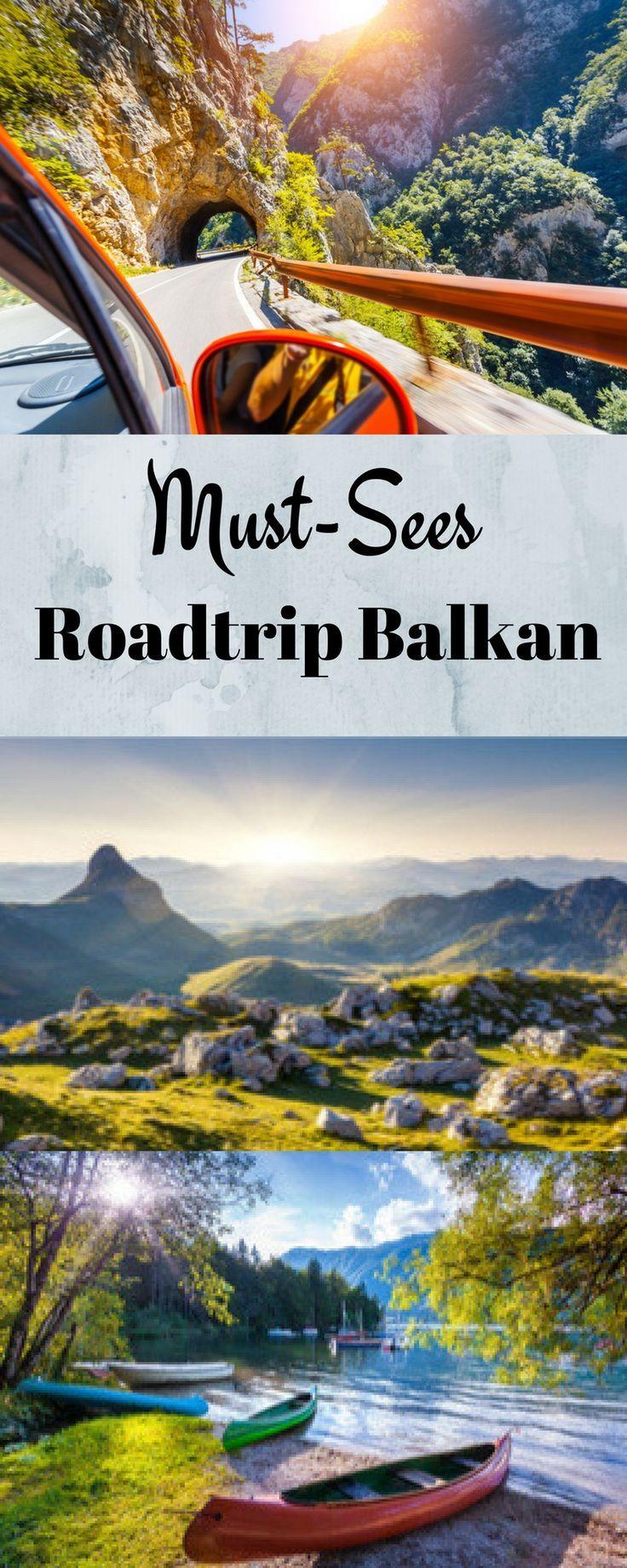 Kaum ein Reiseziel bietet sich für einen Roadtrip besser an als der Balkan. Zahlreiche Länder sind hier innerhalb kurzer Distanzen zu erreichen und zu entdecken. Ob Mazedonien, Serbien, Montenegro, Slowenien, Kroatien, Kosovo oder Bosnien-Herzegowina - nach Backpacking im Balkan lassen sich so einige Länder auf der Weltkarte freirubbeln.