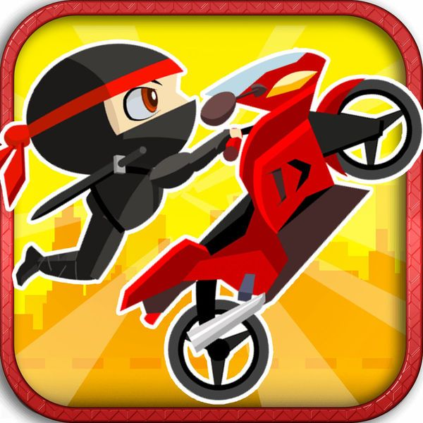 Download IPA / APK of Cool Kids Ninja Run  Fun Dirt Bike Games for Boys & Girls Free for Free - http://ipapkfree.download/8601/