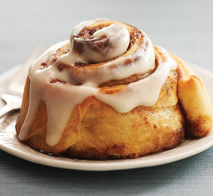 It's chilly and gray outside, you have a ton of holiday shopping to do, and there isn't much that can cheer you up – except, of course, for cinnamon rolls.