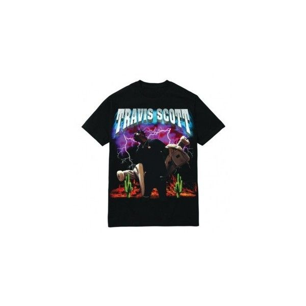 Travis Scott Opens Online Merch Store For Jackets, Hoodies, and Tees... ❤ liked on Polyvore featuring tops