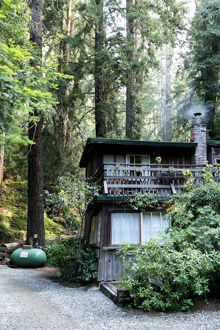Big sur part 2 the fresh exchange cabin in the woods for Big sur cabin