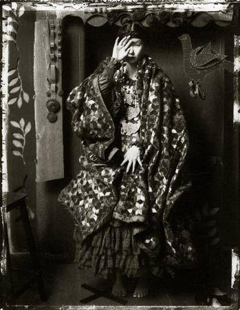 Sarah Moon Masako pour Roméo, 1989