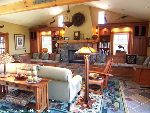 I Have Always Been Drawn To The Craftsman Style, I Think Itu0027s The Warmth The Part 68