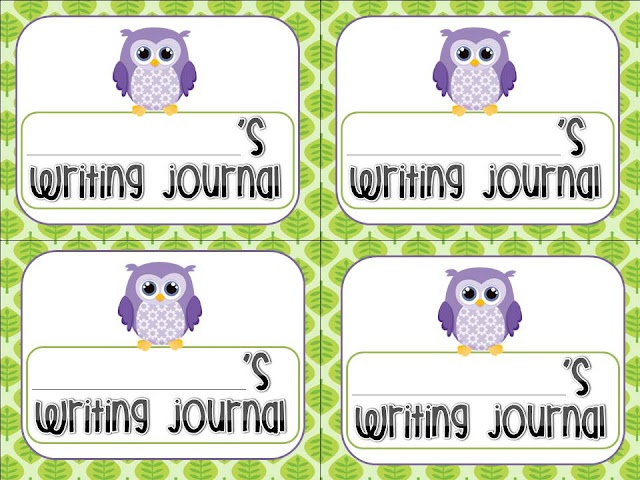 how to write a reading journal