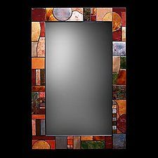 Metal Mirror by Kim Eubank and Will  Armstrong