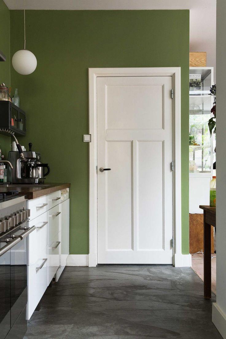 Snyggt med grönt!| Fotografie Jansje Klazinga | Styling Emmy van Dantzig