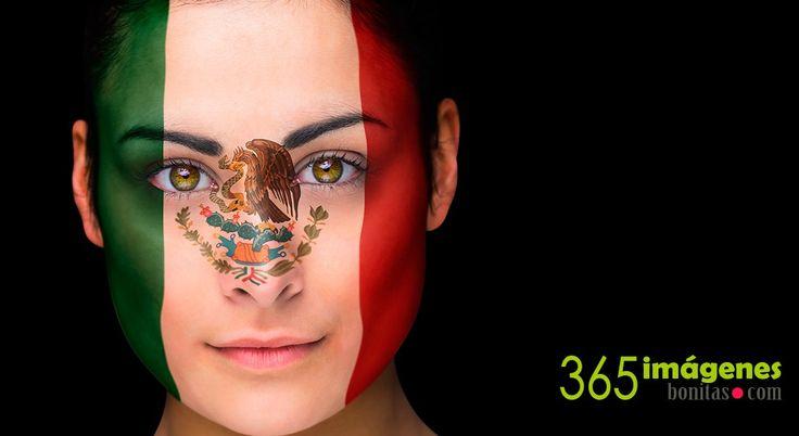 La bandera de México, su historia e imágenes