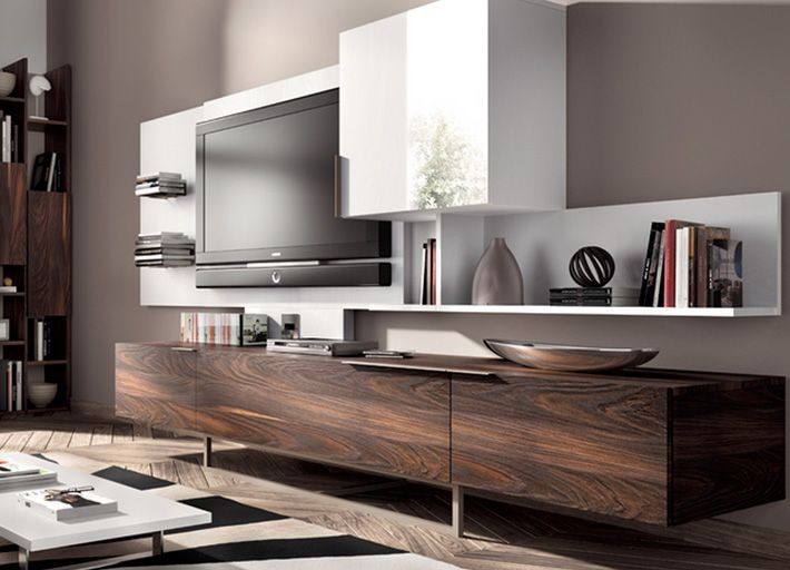 Best 25 muebles de tv modernos ideas on pinterest - Muebles modernos para tv ...