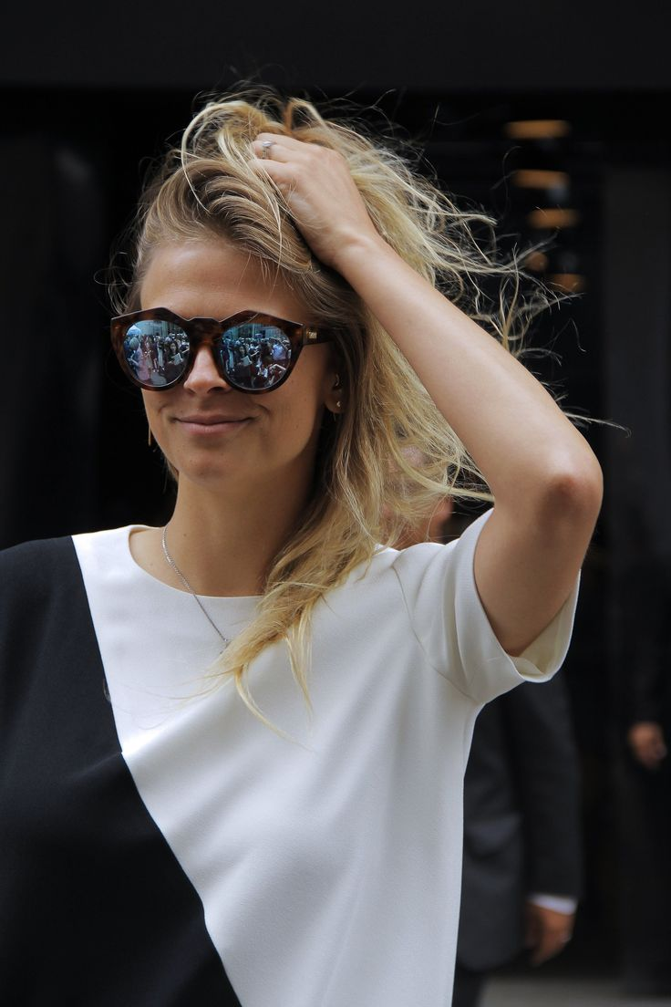 Day 2: Le Specs sunglasses.