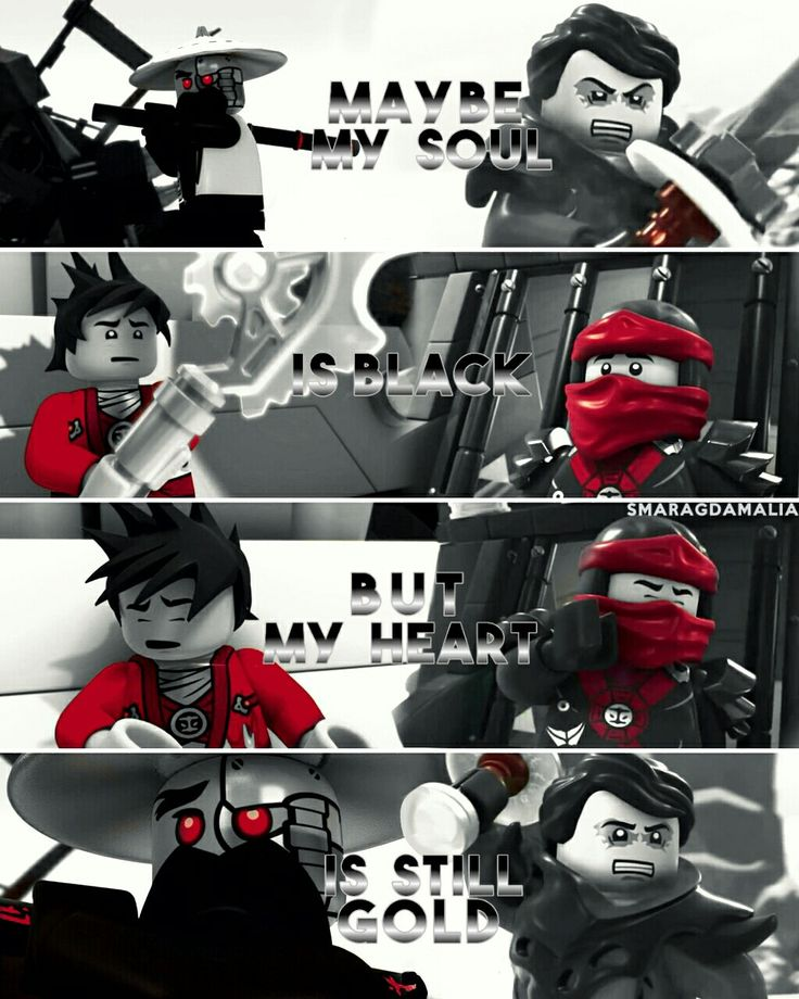 """⚫#LEGONinjago #Ninjago #NinjagoRebooted #NinjagoPossession ⚫#LloydGarmadon #KaiSmith #MasterWu #Morro ⚫[ """" Backout """" 