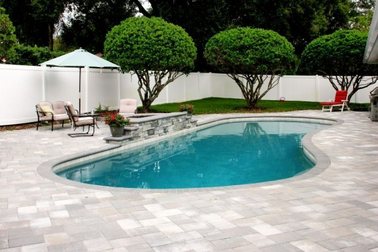 43 best pool designs with hardscapes images on pinterest