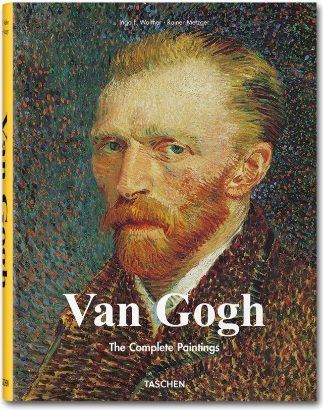 Van Gogh: Tables Book, Shopping Books Art, Book Worms, Shops Book Art, Book Taschen, Favorit Book, Book Reading, Art Book, Books Magazines Paperback