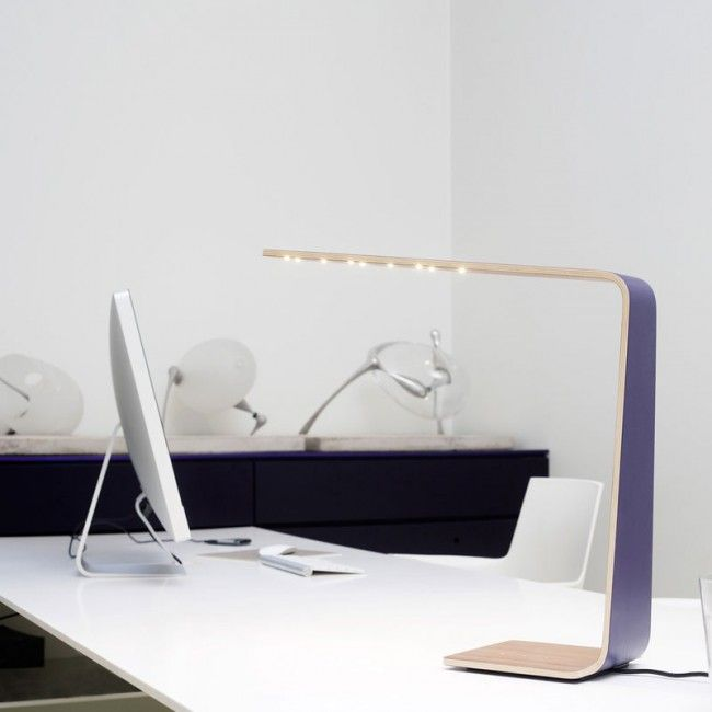 Created By Finnish Designer And Carpenter Mikko Kärkkäinen, Tunto LED Is A  Series Wooden LED Lamps That Combine Modern Technology, Wood And Simple  Design L