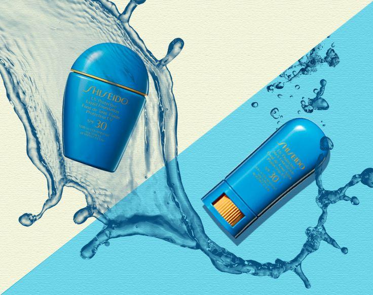 Un fondotinta solare a misura di ogni pelle! Quello liquido assicura finish naturale e lunga tenuta, lo stick garantisce alta coprenza e protezione mirata! http://www.shiseido.it/category/fondotinta/