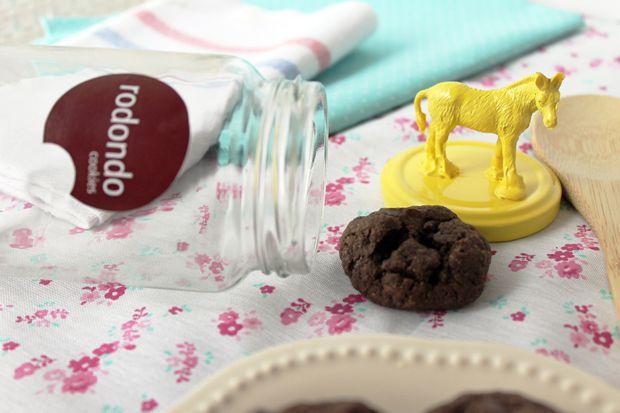 Frascos con mezclas para preparar galletitas y brownies. ¡6 recetas diferentes!   sólo en Rodondo Cookies