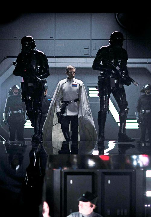 Director Krennic from Rogue One: A Star Wars Story (2016)