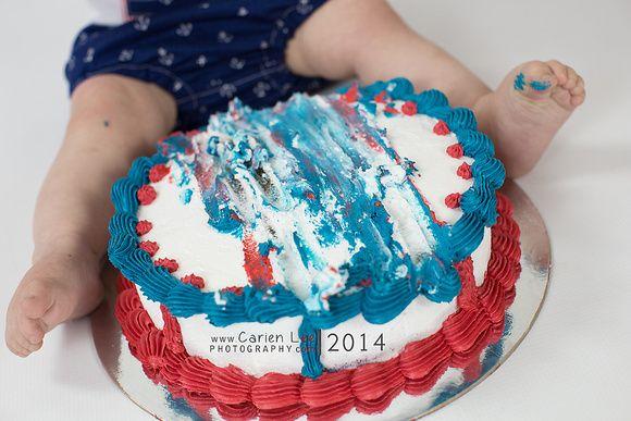 Cake Smash Photography Session