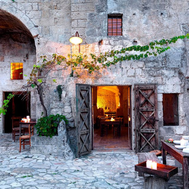 Sextantio Albergo Diffuso Hotel, Italy: Sextantio The, Caves Hotels, The Cave, Cave Della, Favorite Places, The Civita, Matera Italy, Caves, Travel