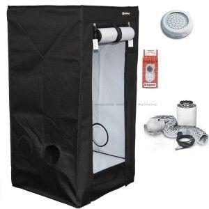 HOMEbox® Evolution Q60. Kit, LED 90w #Gardening
