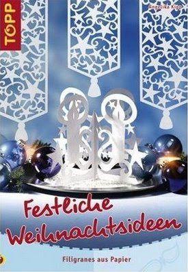 Topp - Festliche weinachtsideen (Angelika Kipp) / Karácsonyi filigránok - Muscaria Amanita - Picasa Webalbumok