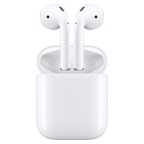 Buy Apple AirPods, MMEF2ZM/A Online at johnlewis.com
