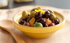 Olives marinées à la marocaine - Dada El Yasmine