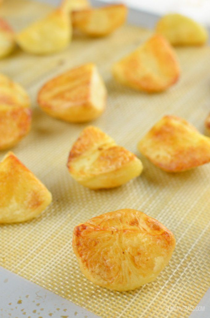 Look at these delicious crispy on the outside and fluffy on the inside – Best Ever Syn Free Roast Potatoes Want to know my technique for making these Best Ever Syn Free Roast Potatoes? Then all you need is floury type potatoes, salt, spray oil and stock and you are good to go. These can...Read More »