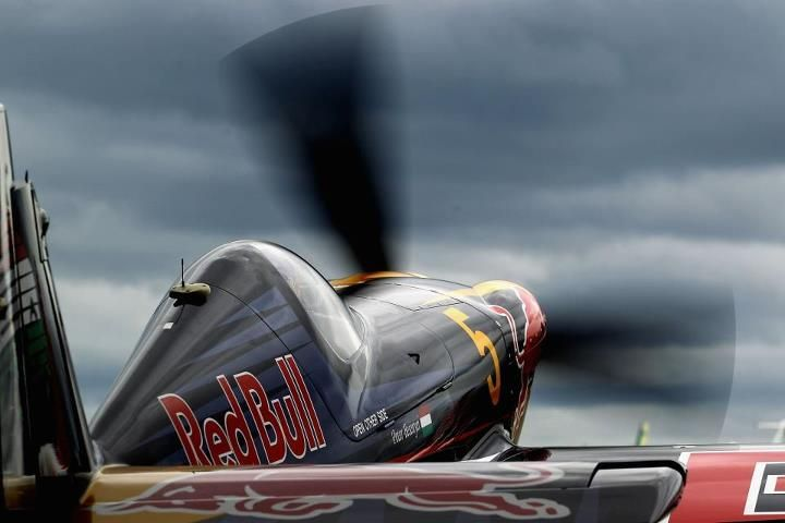 Dreams that take off. #redbull