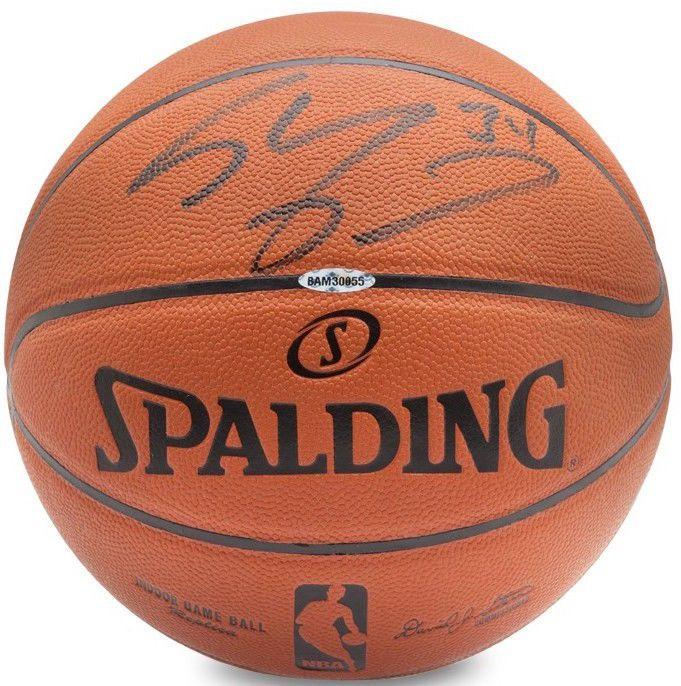 SHAQUILLE O NEAL  SHAQ  Hand Signed Spalding Basketball UDA (eBay Link) 454a5ab95